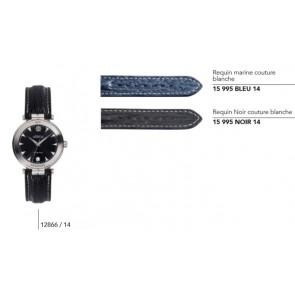 Bracelets en cuir pour montre série 12866 / ...