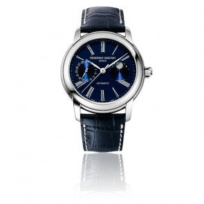Montre Slimline Moonphase Manufacture FC-712MN4H6