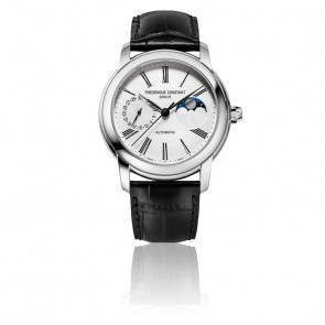 Montre Slimline Moonphase Manufacture FC-712MS4H6