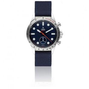 Montre Spacegraf Zero-G Steel Blue SE YMHF2019-GG