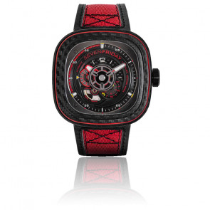 Montre P3C/04 Red Carbon