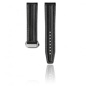 Bracelet Broadway Noir 22mm H6004351001
