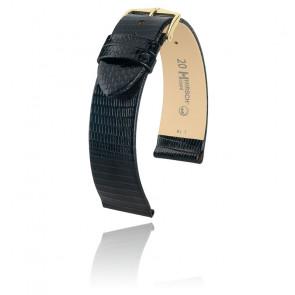 Bracelet de montre Lizard Noir 01766150
