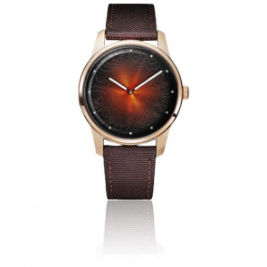 Montre Femme 36 mm Origins Wild Brown