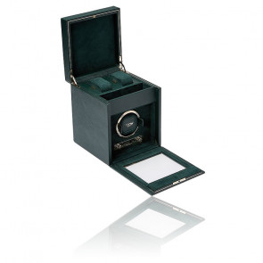 Remontoir British Racing Green Single Watch Box 792141