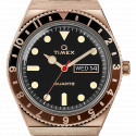 Montre Q Timex Reissue Rose/Noir TW2U61500
