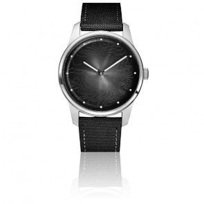 Montre Homme 40 mm Origins Silver Moon