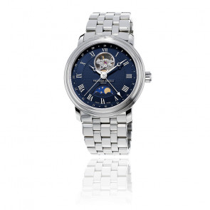 Montre Classics Heart Beat Moonphase Date FC-335MCNW4P6B