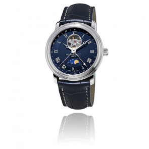 Montre Classics Heart Beat Moonphase Date FC-335MCNW4P6