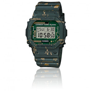Montre 5600 SERIES CIRCUIT BOARD CAMO DWE-5600CC-3ER