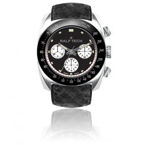 WRV Chronographe Tachymètre « Panda Inversé » / WRV 3002