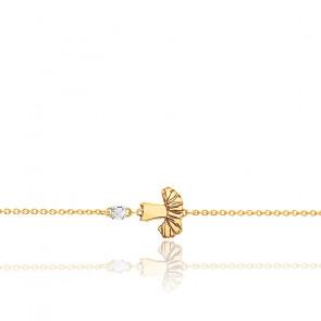 Bracelet Tutu Or Jaune 18K & Diamant