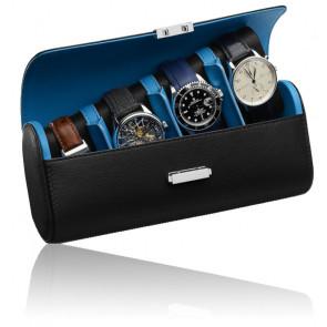 Pochette pour montres Black/Blue Lagoon 04064.NTSIL