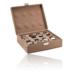 Boîte à montres Valigetta 8 Chestnut 05013.CSIL