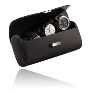Pochette pour montres Noir 04064.BSIL
