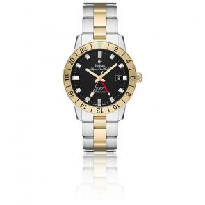 Montre Super Sea Wolf Bicolore GMT ZO9406