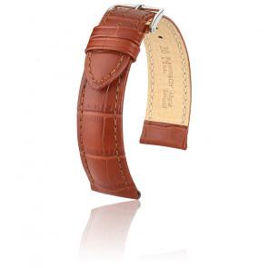 Bracelet de montre Duke Marron Doré 01028170