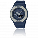 Montre G-Shock bleu octogone GA-2110ET-2AER