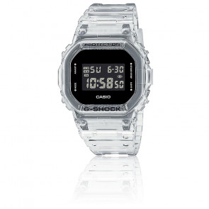 Montre G-Shock Transparent Skeleton DW-5600SKE-7ER