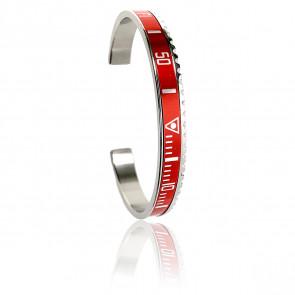 Bracelet STEEL Red (Limited Edition)