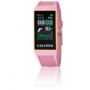 Montre Smartime Pink K8502/1