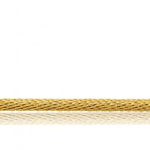 Collier Câble Varna, Or jaune 18K, longueur 55 cm