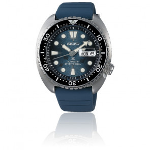 "Montre Prospex ""King Turtle"" SRPF77K1, Édition Spéciale ""Save The Ocean"""