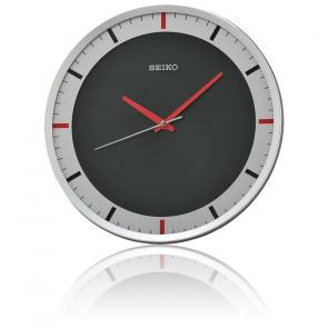 Horloge Murale gris argent QXA769SN