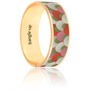 Bracelet Kango Tangerine plaqué Or