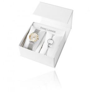Coffret Montre Femme Bracelet 350H728