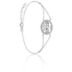 Bracelet Arbre de Vie, argent 925
