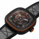 Montre Orange Carbon PC3/09
