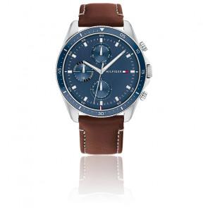 Montre Parker bleu marron 1791837