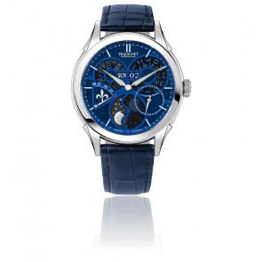 Montre Royale Saphir bleu 9010883F CB