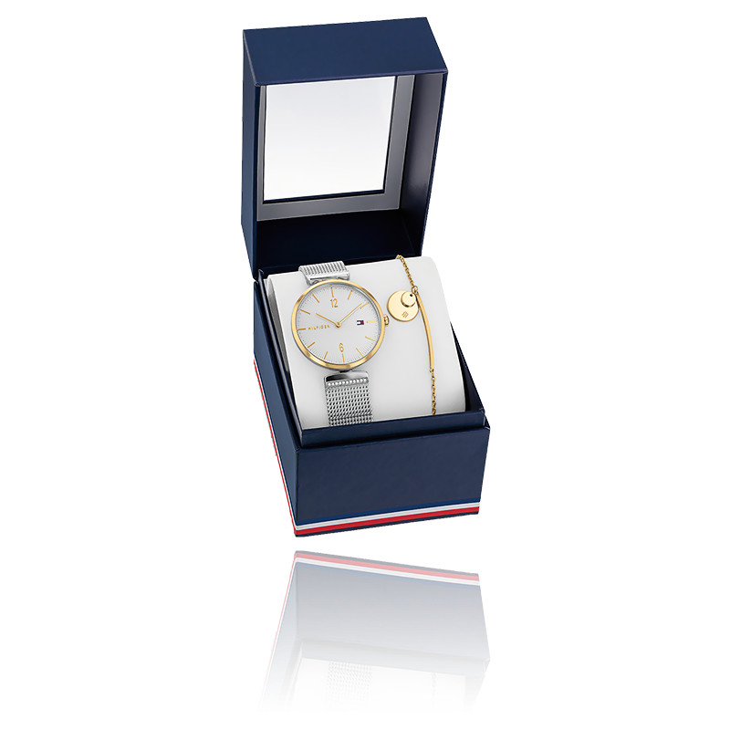 Coffret cadeau Ariawatch montre et bracelet 2770101