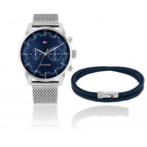Coffret cadeau montre Sawyer et bracelet Double Wrap 2770102