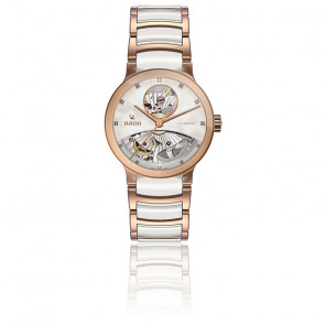 Montre Centrix Automatic Diamonds Open Heart R30248902