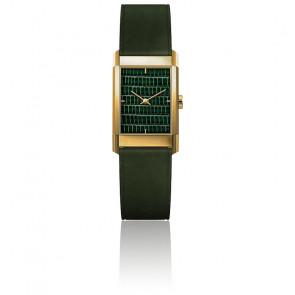 Montre Modernist LZD vert 009-MG23-33G18