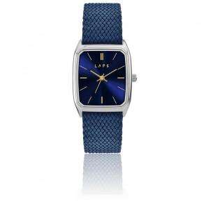 Montre Signature Nova Bleu cobalt 059-1S26-08S18
