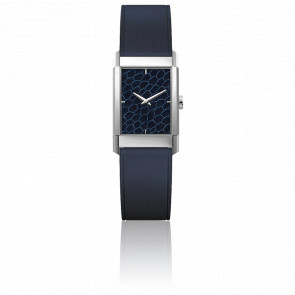 Montre Modernist Écaille Bleue 011-MS23-28S18