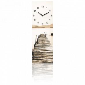 Horloge murale en verre - lac VP40055