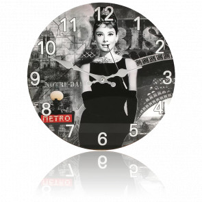 Horloge design Audrey Hepburn VP40088