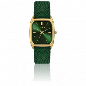 Montre Signature Nova Vert Empire 063-1G26-10G18