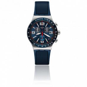 Montre Blue Grid YVS454