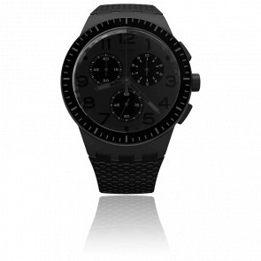 Montre Time To Swatch Piege SUSB104