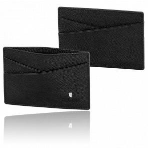 Porte-cartes Chronobike noir FLC0114/A