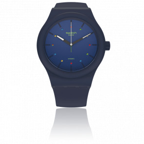 Montre WAKTU51 bleu SO30N400