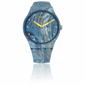 Montre The Starry Night By Vincent Van Gogh SUOZ335