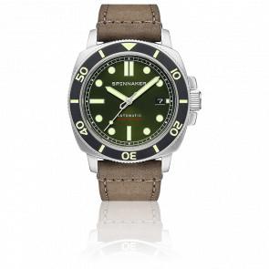 Montre Alligator Green SP-5088-03