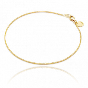 Bracelet or jaune 18k Absolute